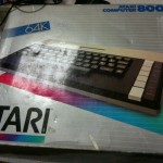 This Atari is also not a car.