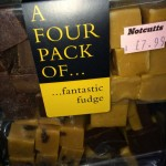 Fantastic fudge is not a car.