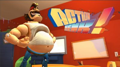 Action Henk chin