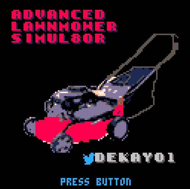 Let's Play! Advanced Lawnmower Simul8or