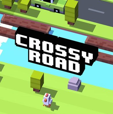 Flappy Bird and Crossy Road