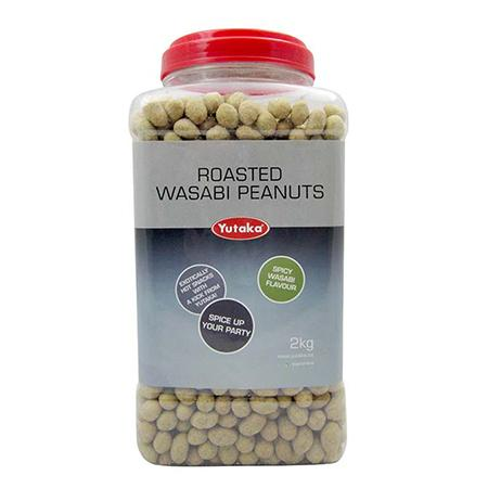 Where have all the Wasabi Peanuts gone?