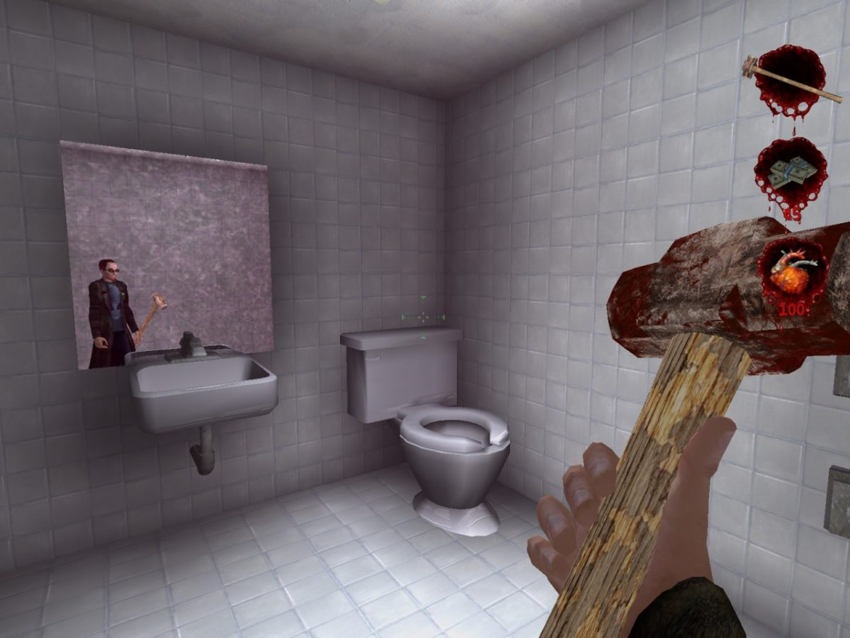 More Art of Toilets in Video Games - deKay\'s Blog