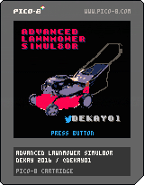 advanced lawnmower simul8or