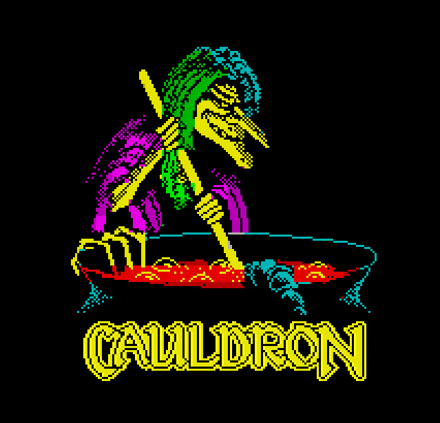 Let's Play! Cauldron