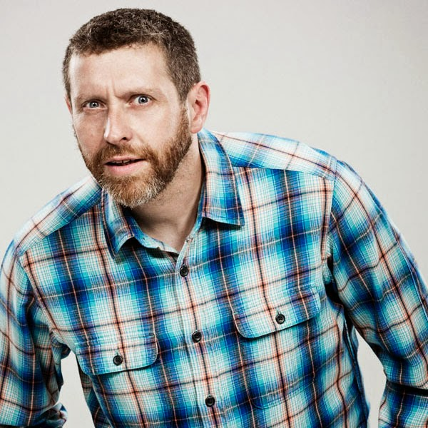 That time I could have been Dave Gorman before Dave Gorman