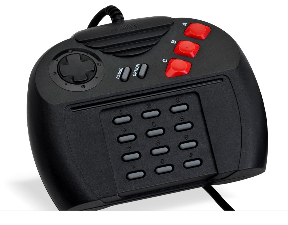 The Atari Jaguar Controller - ...