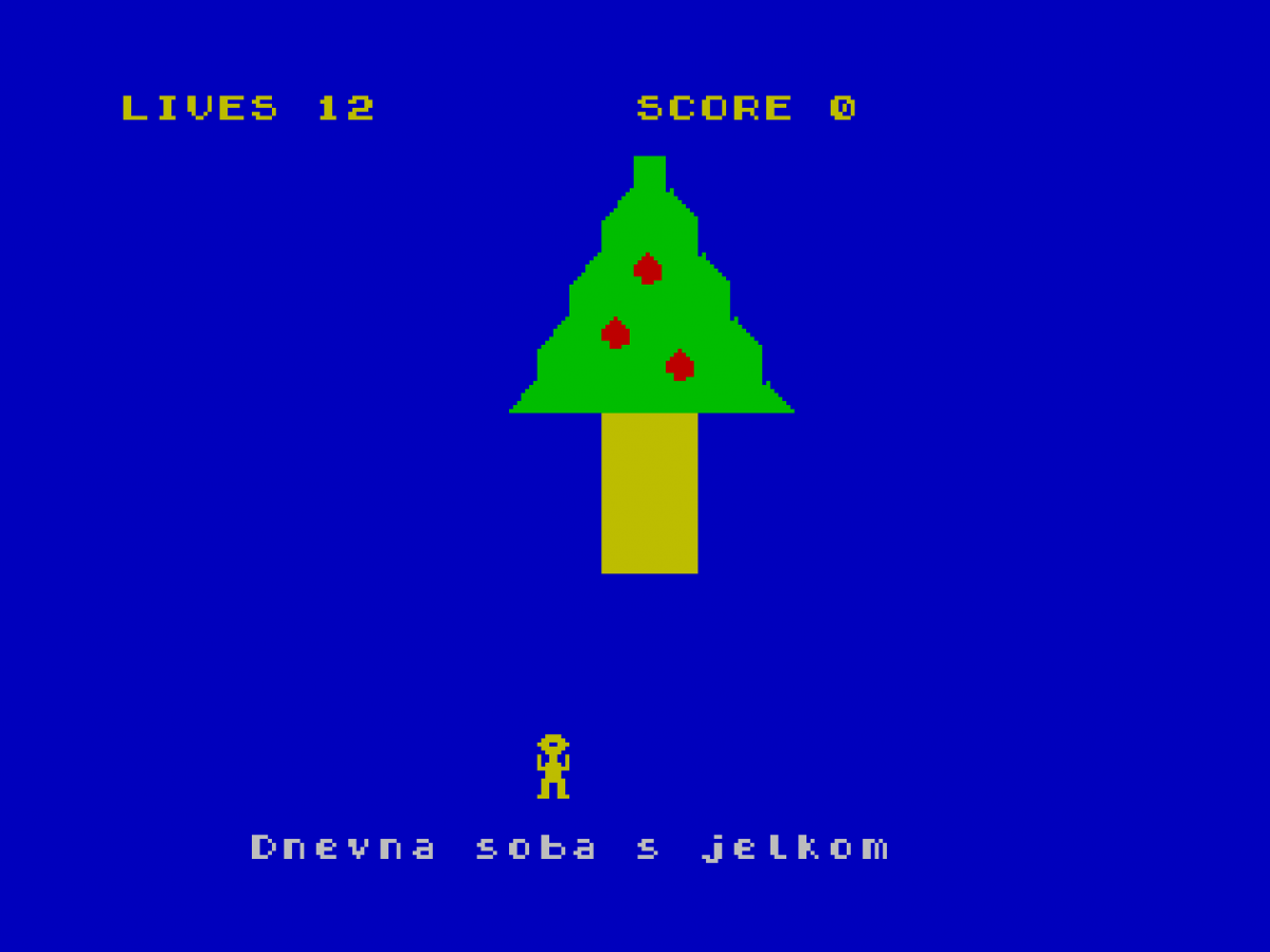 Let's Play! New Year 1985