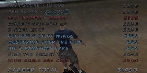 Tony Hawk's Pro Skater 2 (iPhone)