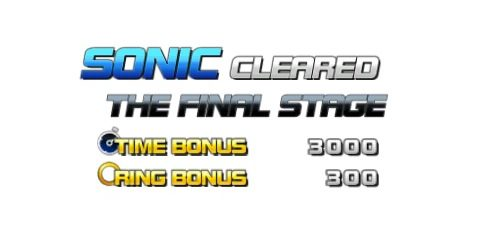 Sonic the Hedgehog 4 Episode 1 (iPhone): COMPLETED!