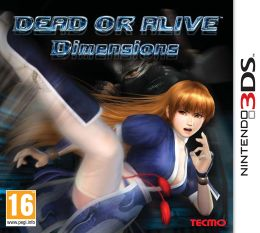 Dead or Alive Dimensions (3DS): COMPLETED!