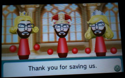 Streetpass Quest II (3DS): COMPLETED!