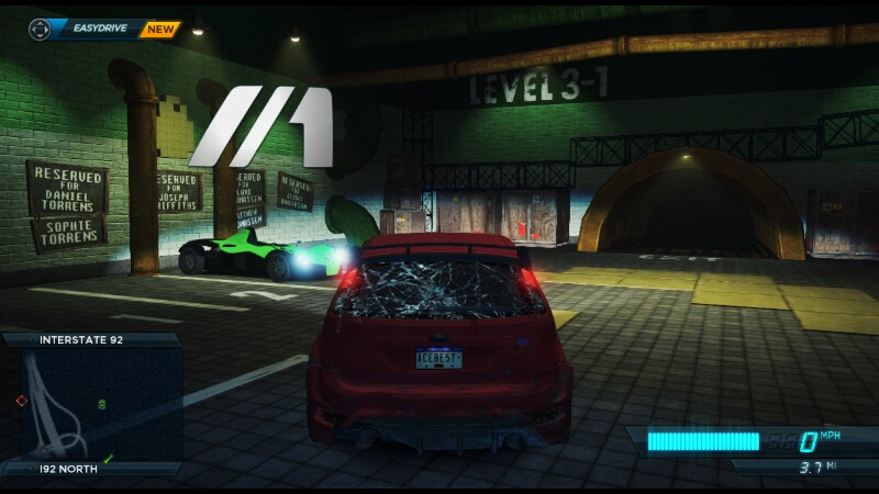 Need for Speed: Most Wanted U (Wii U): COMPLETED!