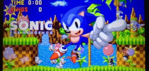 3D Sonic the Hedgehog (3DS): COMPLETED!
