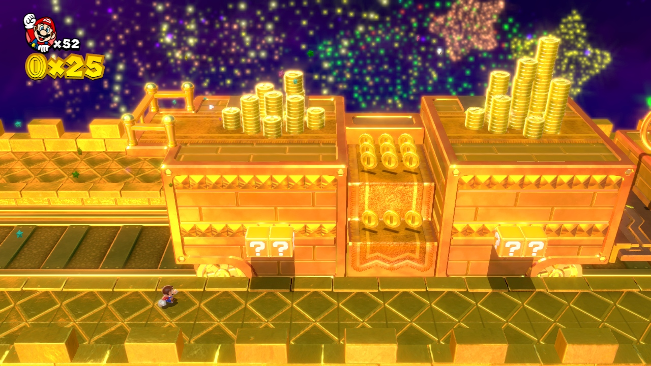 Super Mario 3D World (Wii U): COMPLETED!