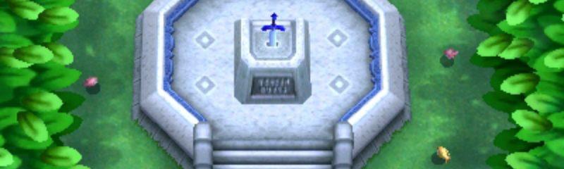 The Legend of Zelda: A Link Between Worlds (3DS): COMPLETED!