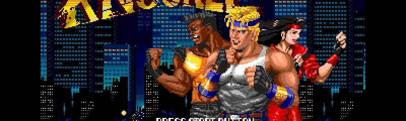3D Streets of Rage (3DS): COMPLETED!