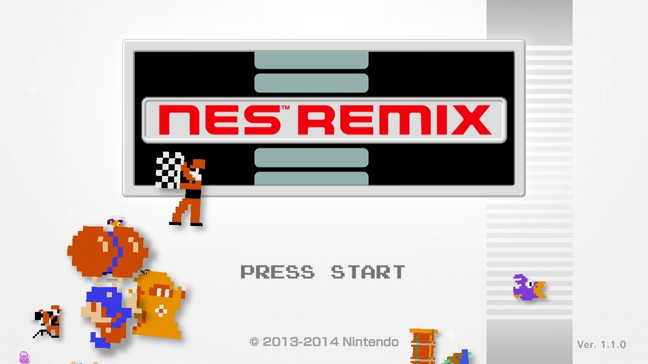 NES Remix (Wii U): COMPLETED!