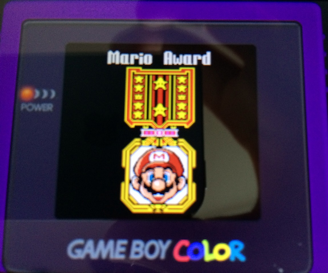 Super Mario Bros Deluxe (3DS): COMPLETED!