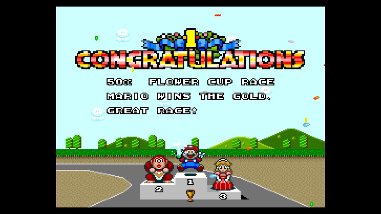 Super Mario Kart (Wii U): COMPLETED!