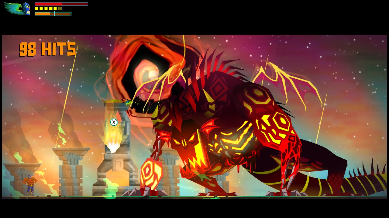 Guacamelee! Super Turbo Championship Edition (Wii U): COMPLETED!