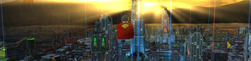 Lego Batman 2 (Wii U): COMPLETED!