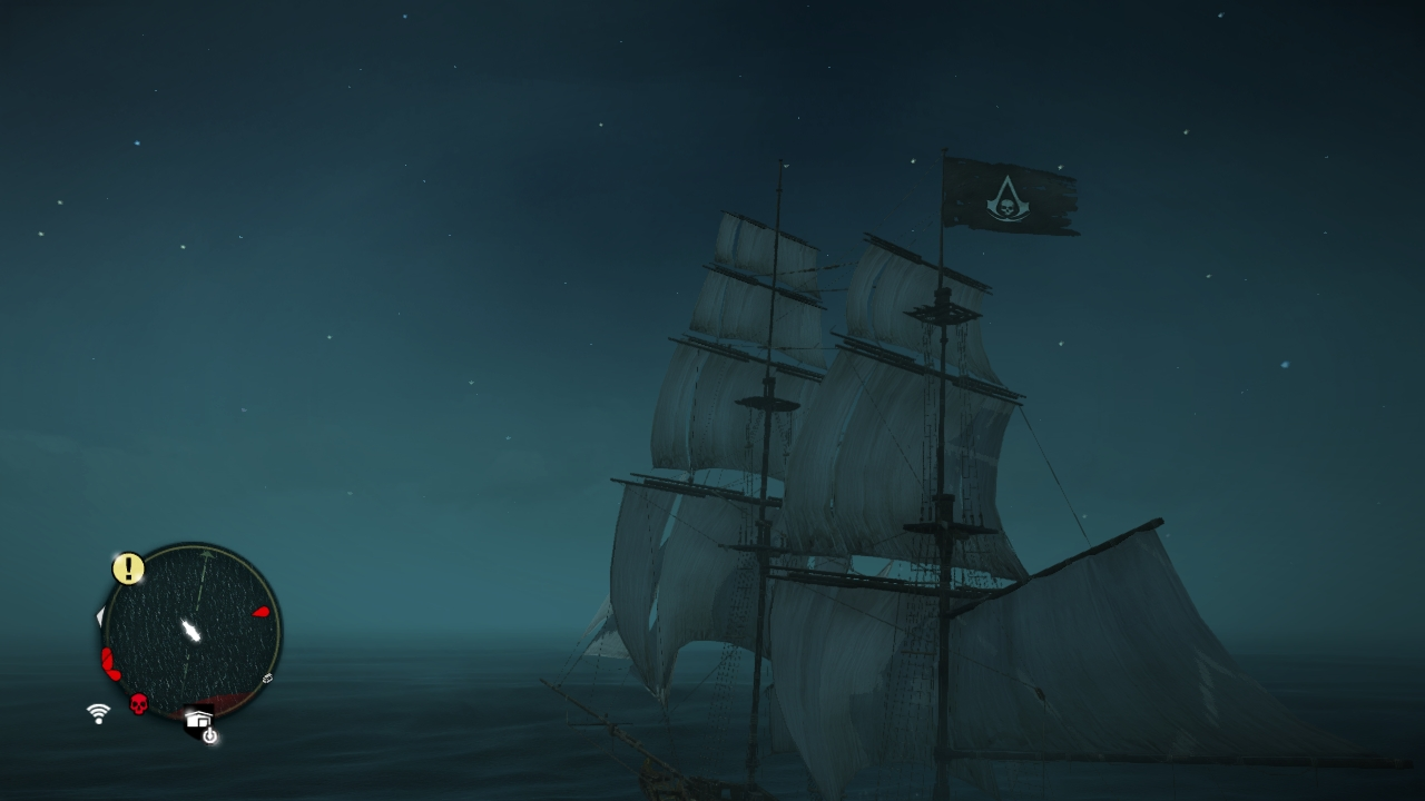 Assassin's Creed IV: Black Flag (Wii U): COMPLETED!