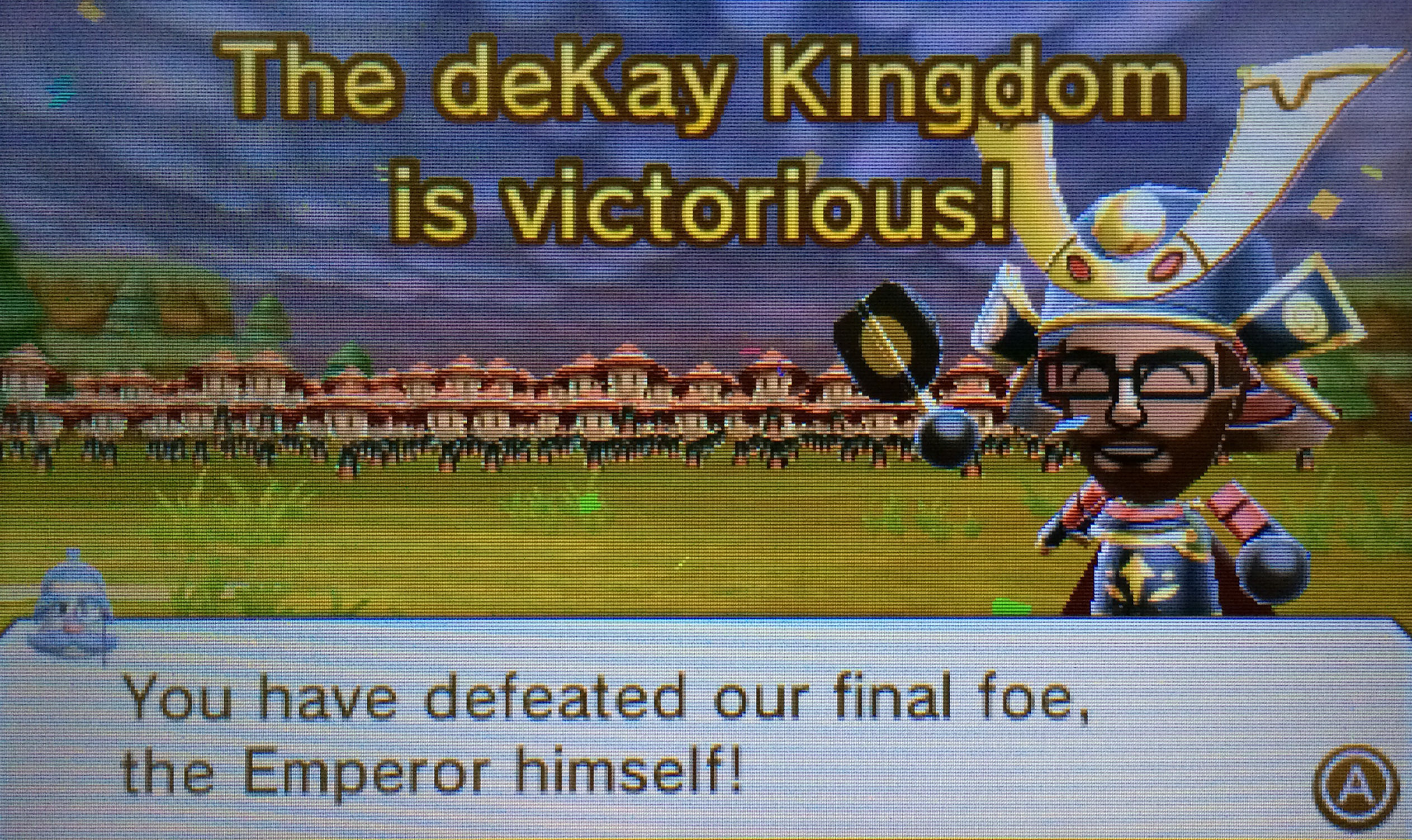 StreetPass Battle (3DS): COMPLETED!