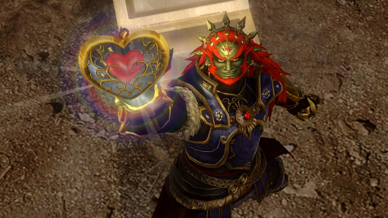 Hyrule Warriors (Wii U): COMPLETED!