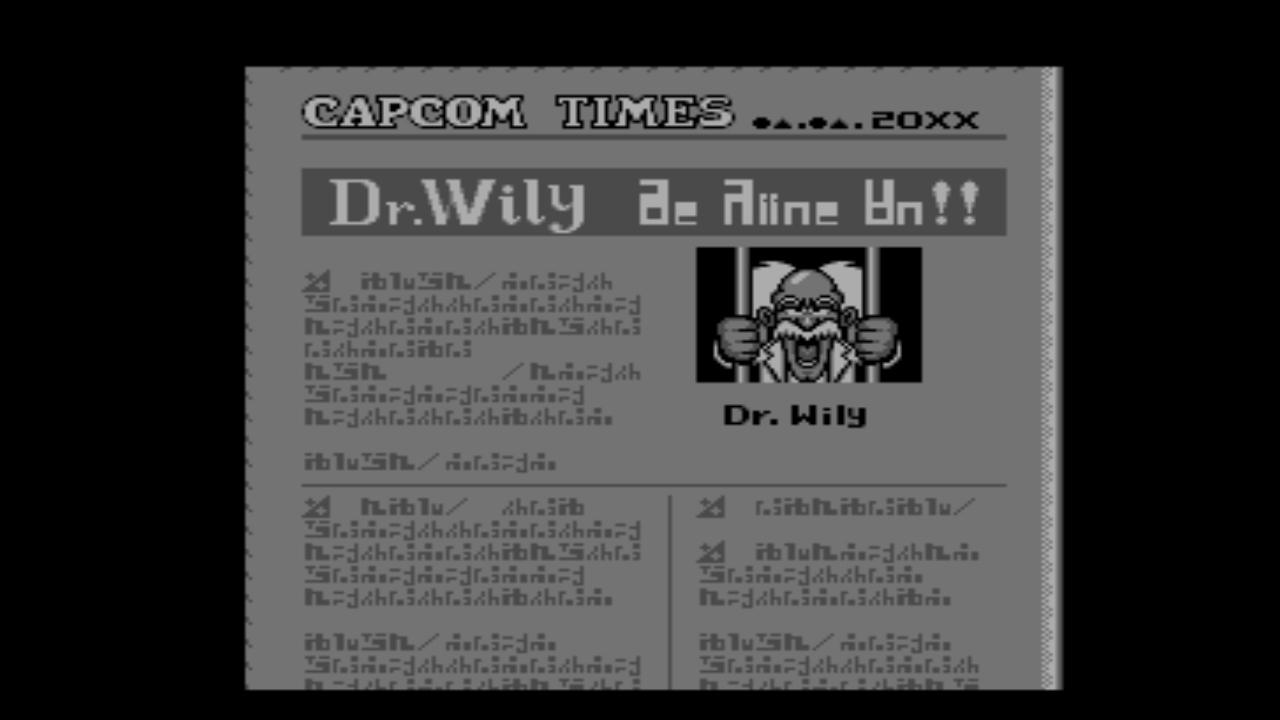 Mega Man 6 (Wii U): COMPLETED!