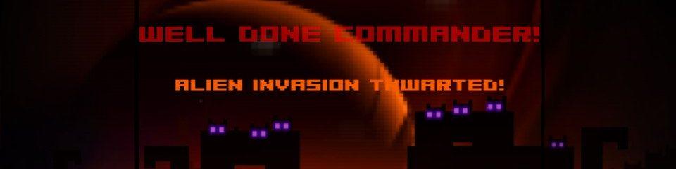 Titan Attacks! (Vita): COMPLETED!