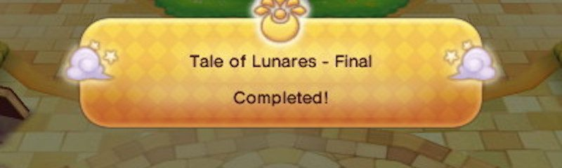 Fantasy Life (3DS): COMPLETED!