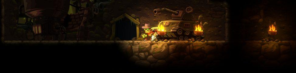 SteamWorld Dig (Wii U): COMPLETED!