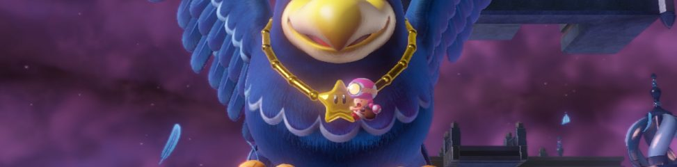 Captain Toad: Treasure Tracker (Wii U): COMPLETED!