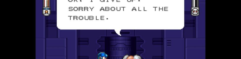 Mega Man 7 (Wii U): COMPLETED!