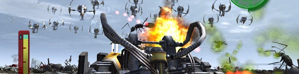 Earth Defense Force 2017 Portable (Vita): COMPLETED!