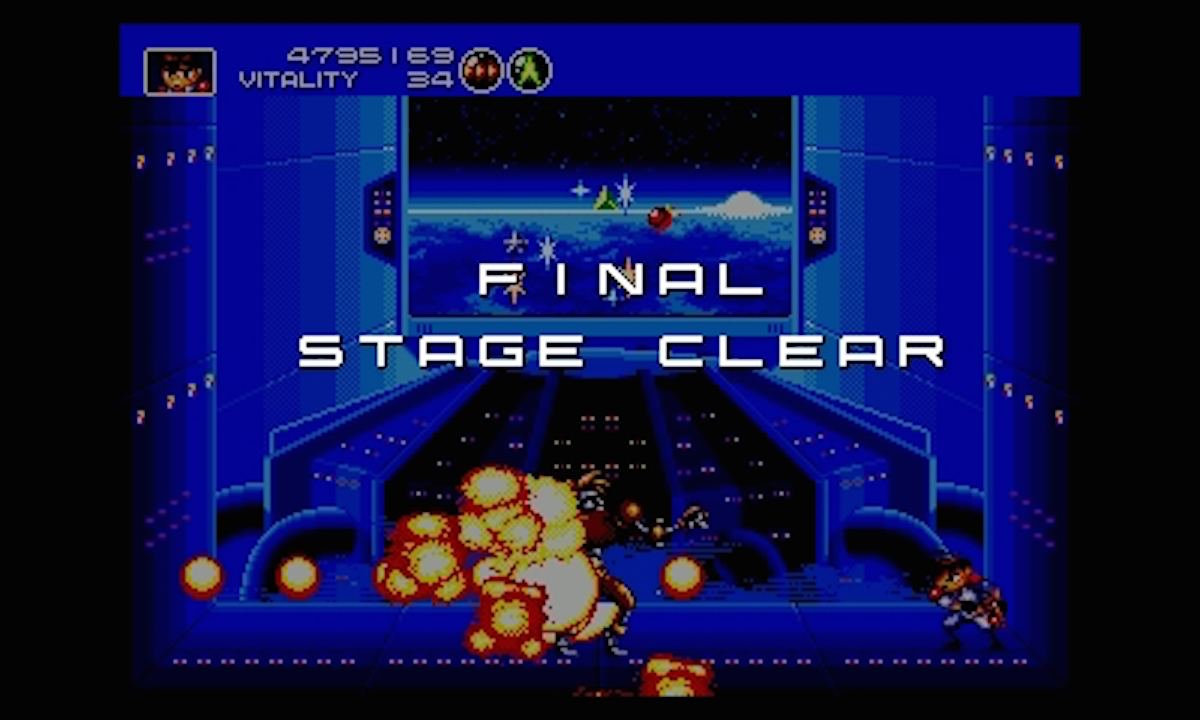3D Gunstar Heroes (3DS): COMPLETED!