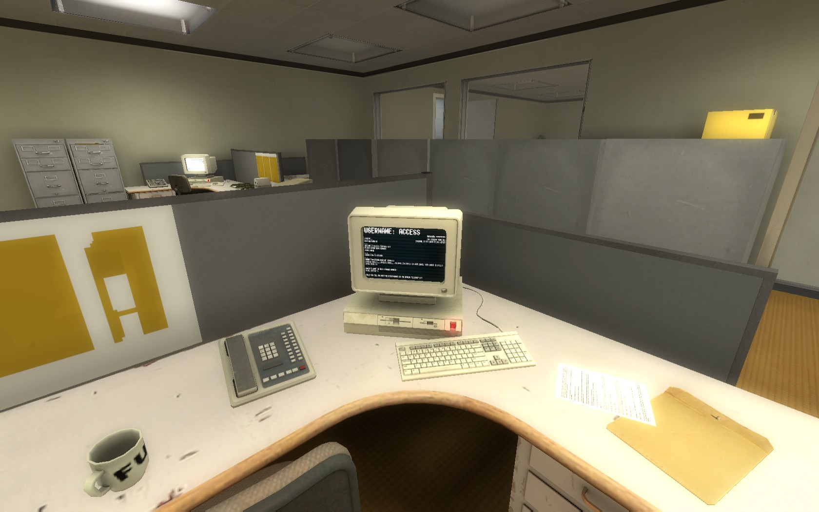 The Stanley Parable (PC): COMPLETED!
