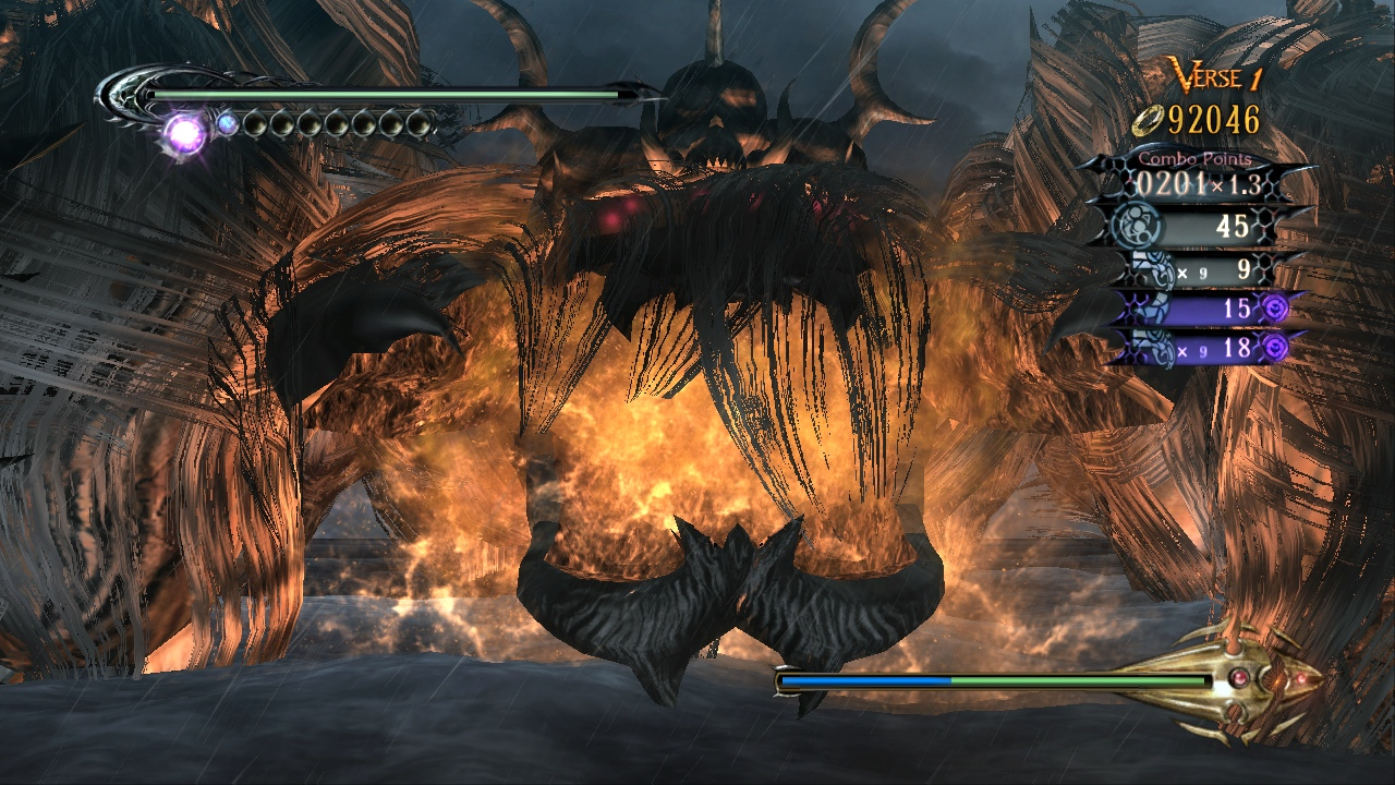 Bayonetta (Wii U): COMPLETED!