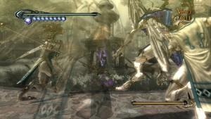 Bayonetta: Demon Angels. No, really.