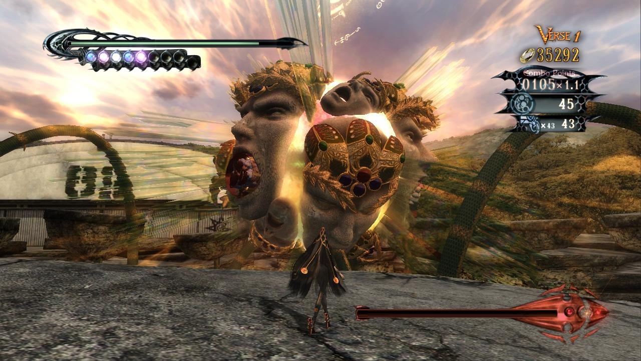 Bayonetta (Wii U)
