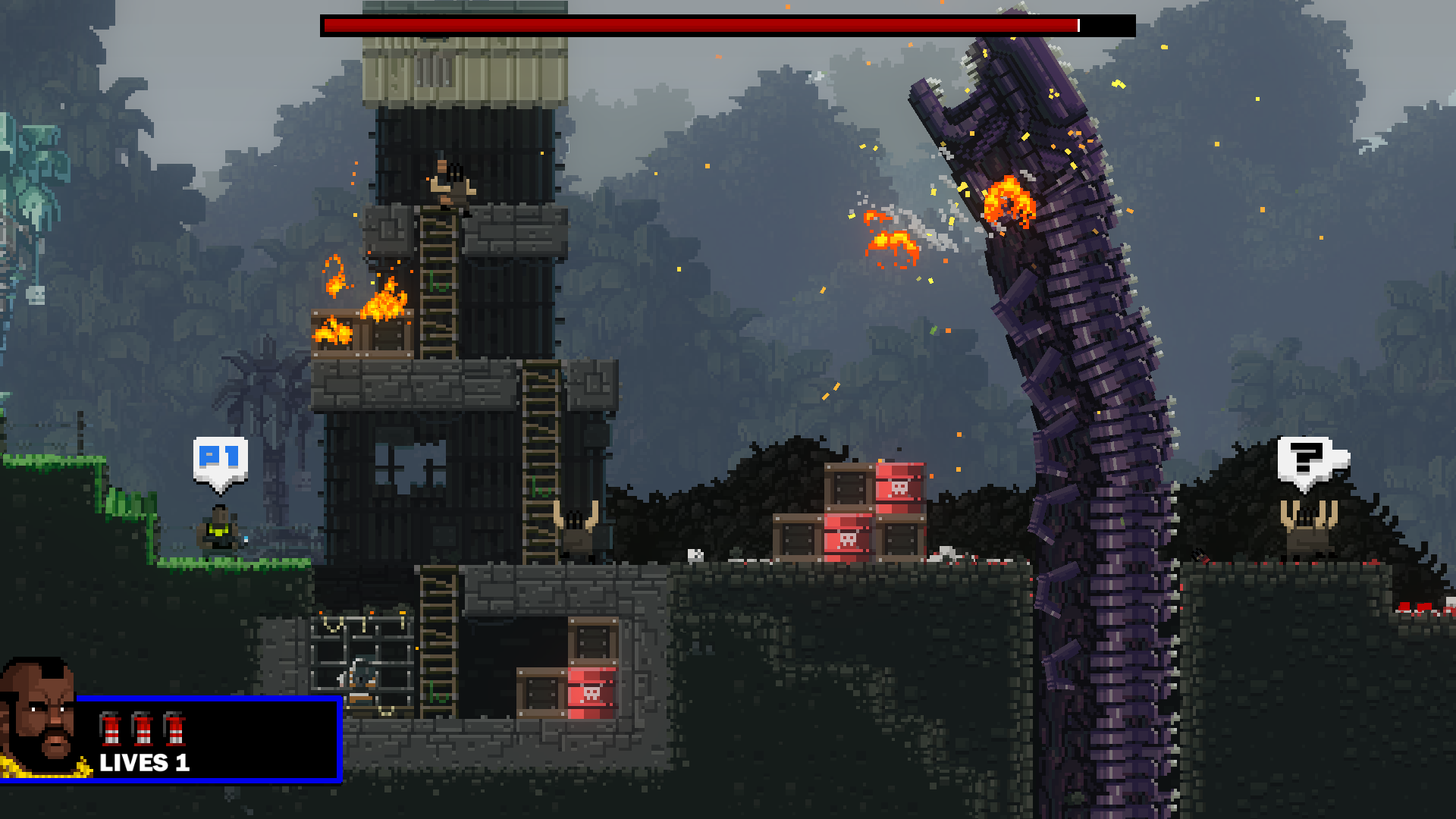 Broforce (PS4): COMPLETED!