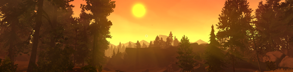 Firewatch (PS4): COMPLETED!