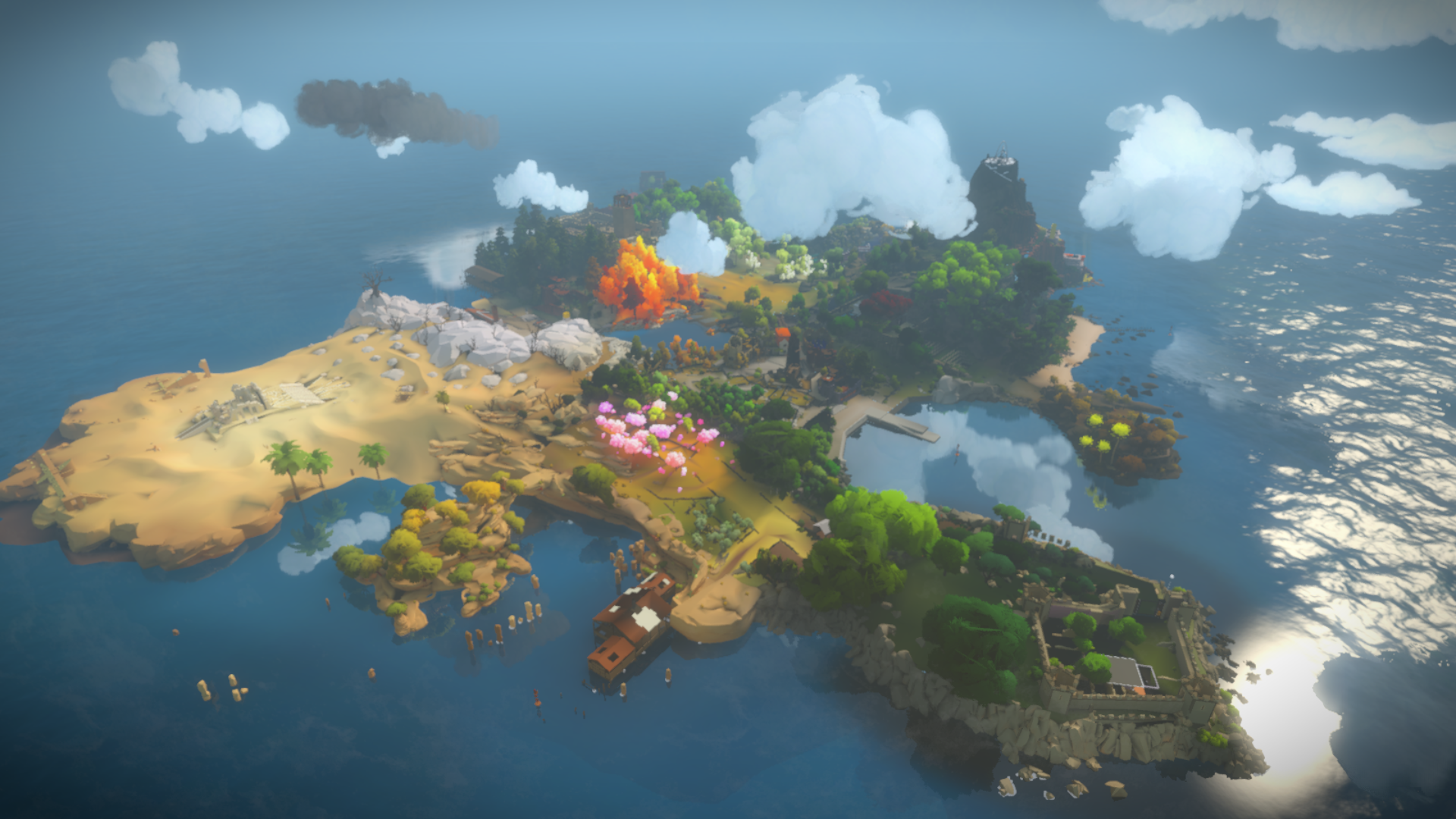 The Witness (PS4): COMPLETED!