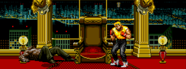 Streets of Rage 3 (MD): COMPLETED!