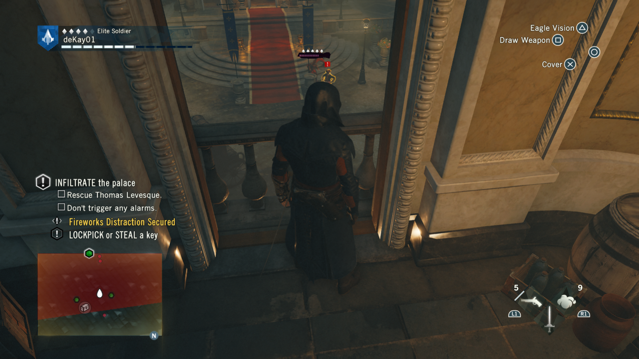 Assassin's Creed Unity (PS4): COMPLETED!