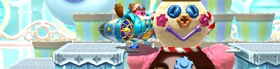 Kirby: Planet Robobot (3DS): COMPLETED!