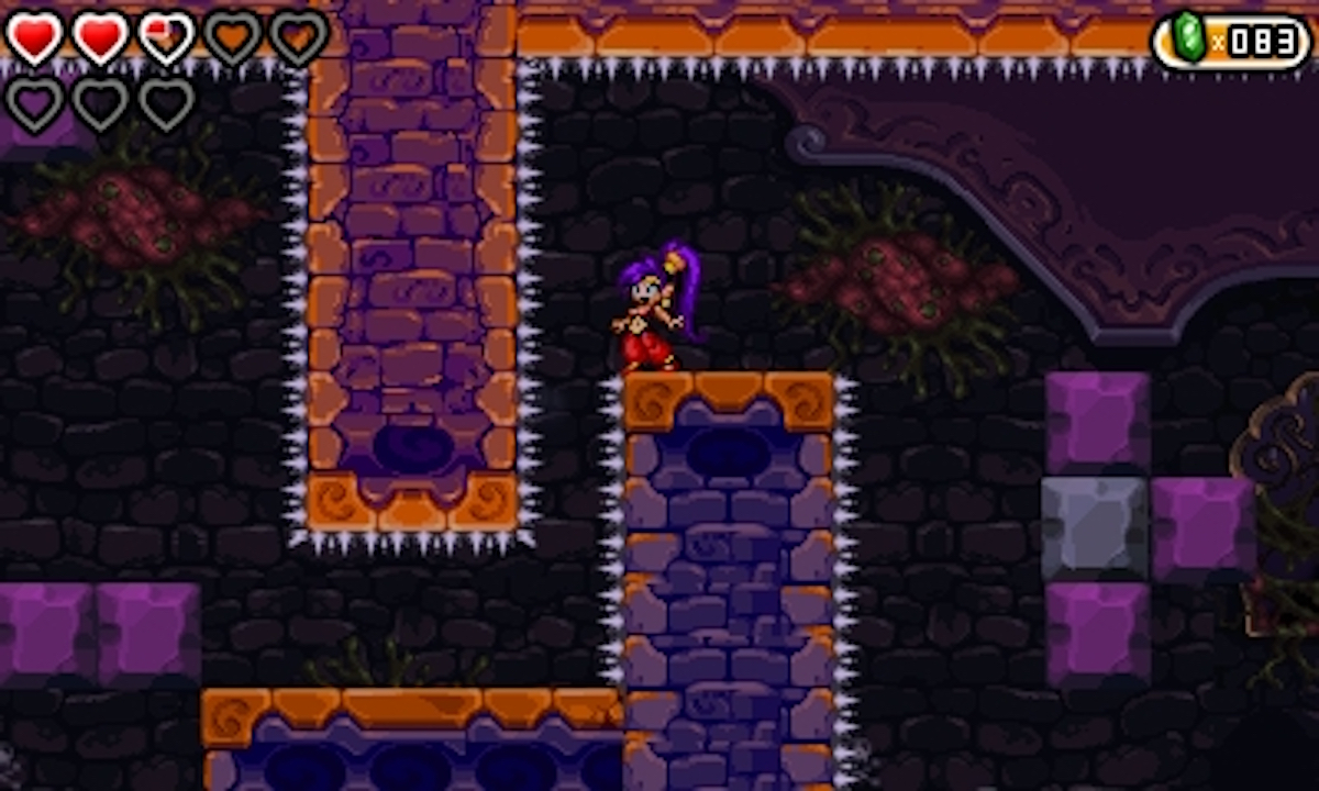 Shantae and the Pirate's Curse (3DS): COMPLETED!