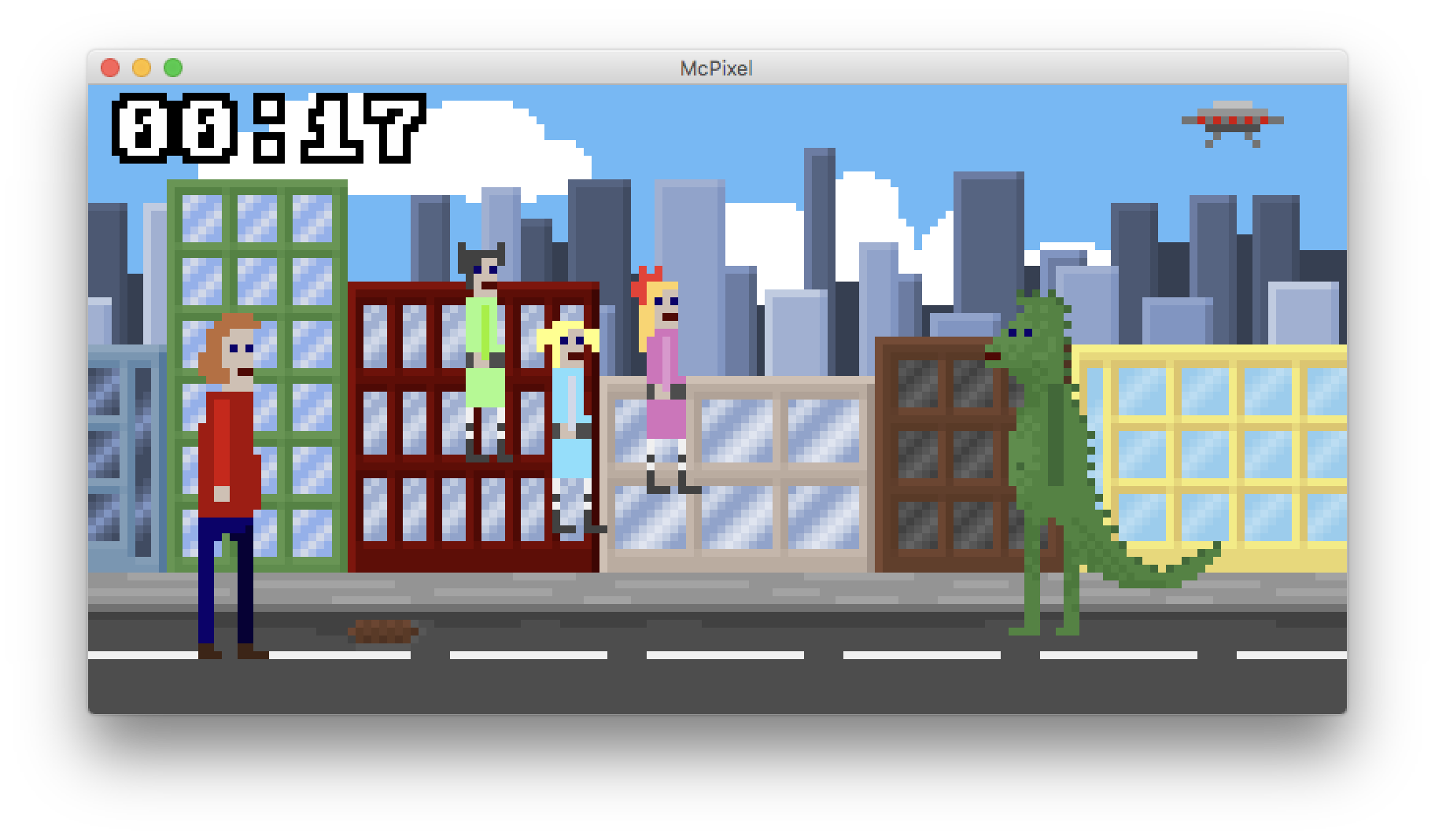 McPixel (Mac): COMPLETED!