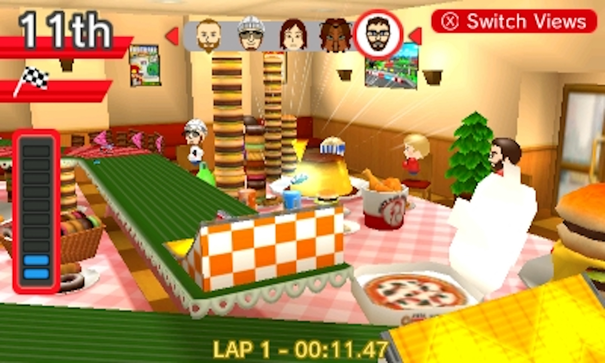 StreetPass Slot Racer (3DS): COMPLETED!